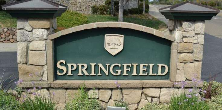 Springfield at Whitney Oaks